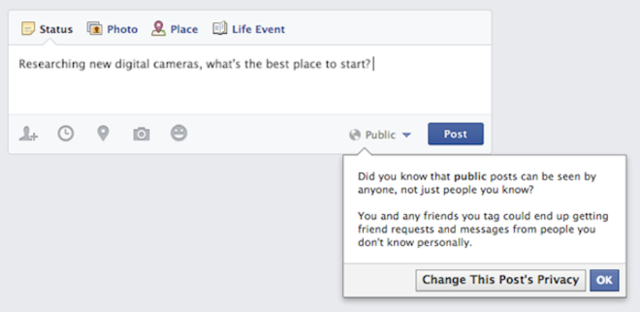 New Facebook Privacy Settings Let Teens Embarrass Themselves in Public
