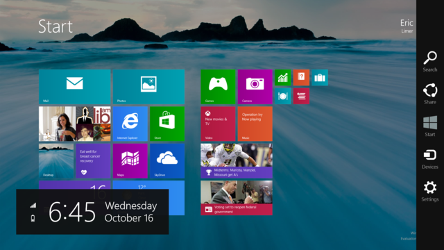 Report: Windows 8.1 Update May Scrap Tile Interface By Default