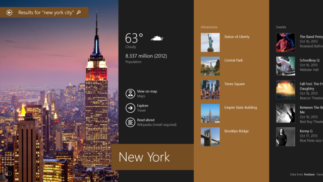 The Five Best New Features in Windows 8.1