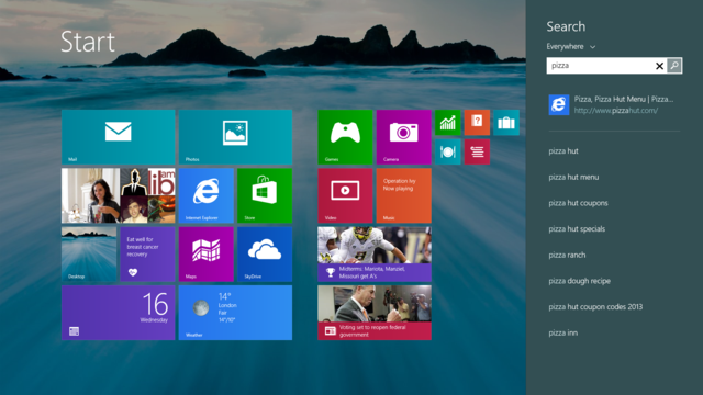 Windows 8.1 Review: Little Changes Make a Big Difference