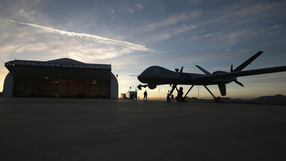 Report: NSA Relies On Unreliable Phone Data For Drone Strikes