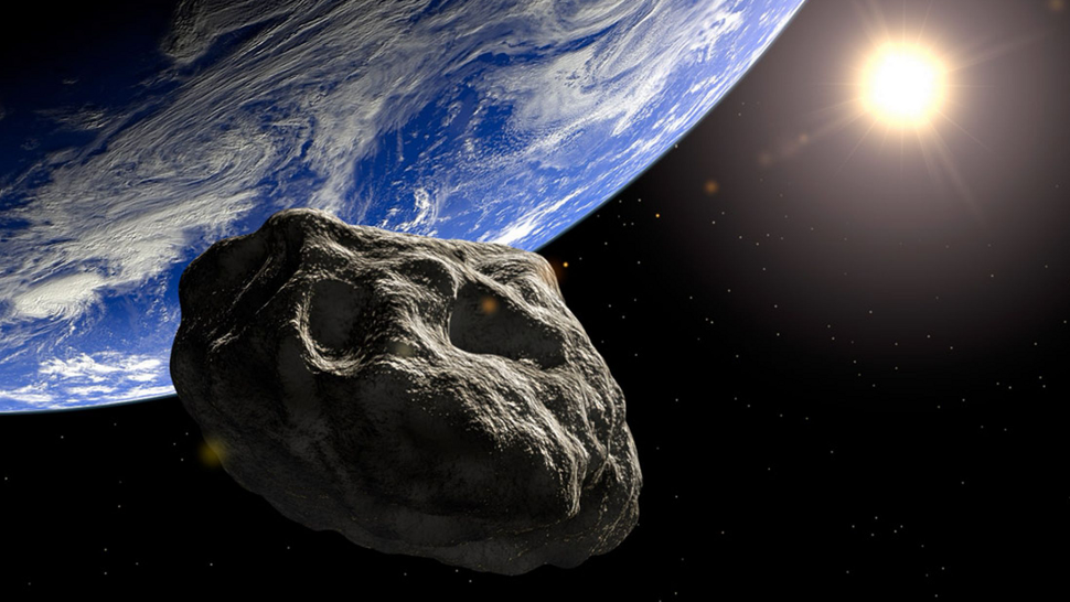 image of asteroid