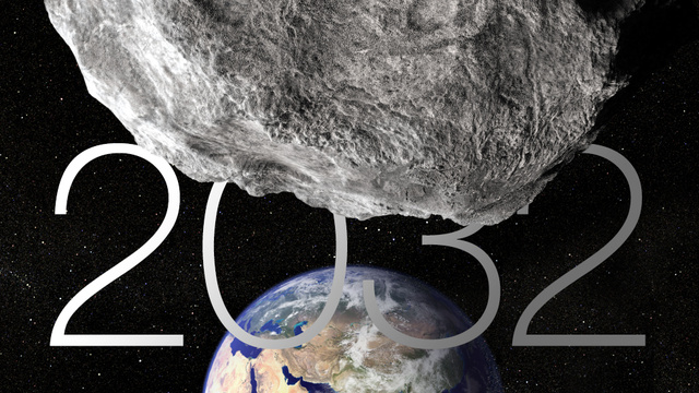 Newly discovered asteroid could hit Earth in 2032