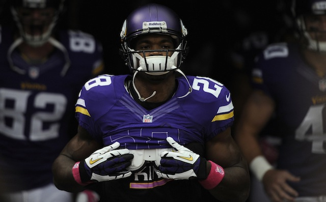 Moron: Adrian Peterson's Sex Life Is As Offensive As Redskins' …