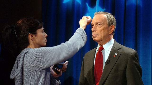 Mike Bloomberg Would Wear Heels If He Were A Lady, Says Mike Bloomberg