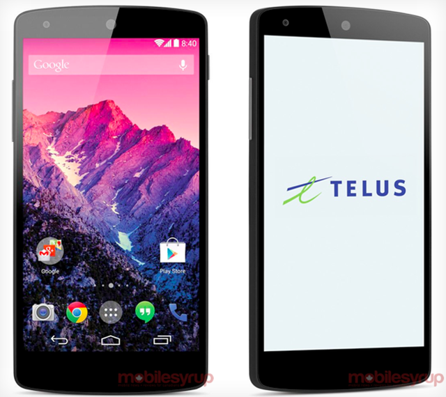 Report: These Are the First Nexus 5 Press Images