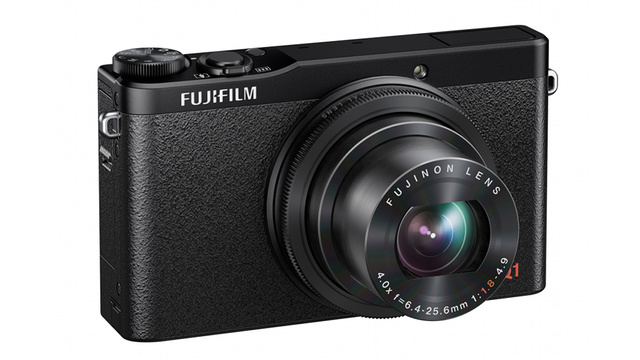 Fujifilm XQ1: Fuji's New Tiny Cam Packs Tons of Power in Your Pocket