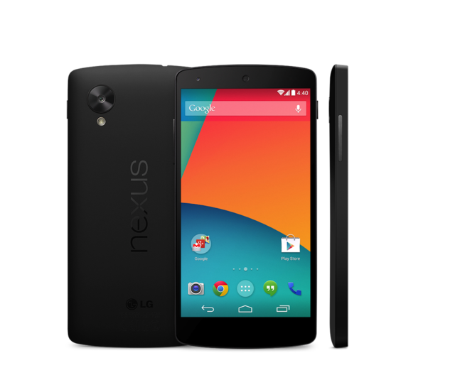 The Nexus 5 Accidentally Pops Up Early on Google Play for $350