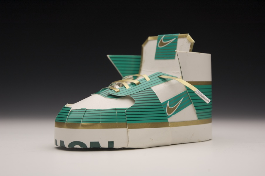 These Classic Nike Sneakers Are Actually Made Out of Cigarette Packs