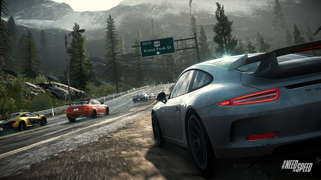 Need for Speed Rivals PC game ^^nosTEAM^^