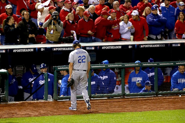 Dodgers Lose Game 6, Will Not Be Going To The World Series