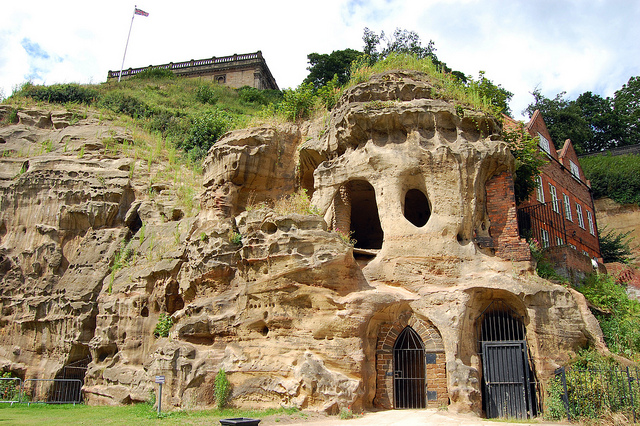 Laser-Scanning Hundreds of Artificial Caves Beneath Nottingham