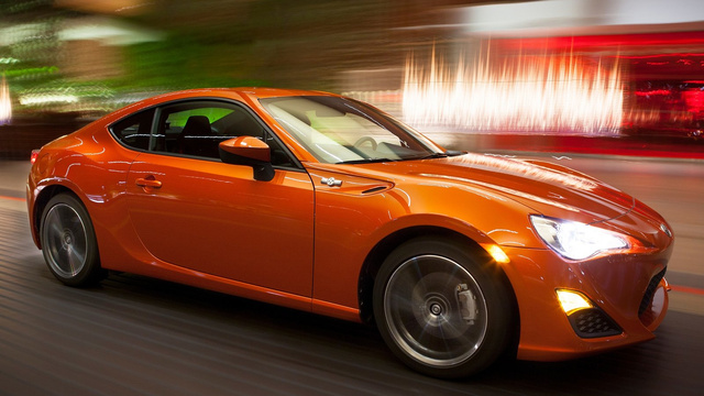 the scion fr s sedan might happen by 2016 if subaru says yes. Black Bedroom Furniture Sets. Home Design Ideas