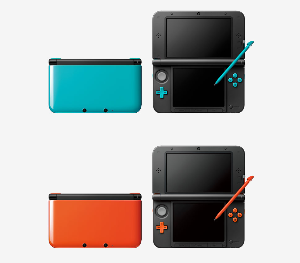 nintendo has pretty hot limited edition 3ds xl units. Black Bedroom Furniture Sets. Home Design Ideas