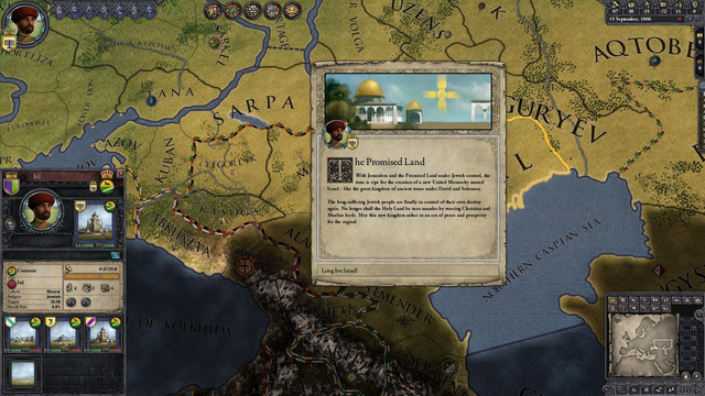 PC Game Lets You Play As The Mighty Conquering Jews