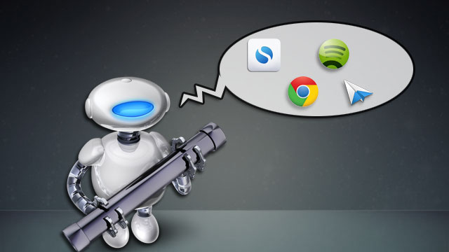 Use Automator to Launch Apps with Your Voice In Mavericks