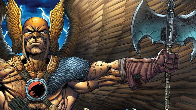 The 10 Hilariously Confusing Origins of Hawkman