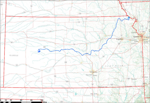 "This 400-Mile ""Manmade River"" Might Soon Flow Uphill Across Kansas"