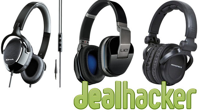 Headphones for Any Budget, Great Subwoofer, Canon Accessories [Deals]