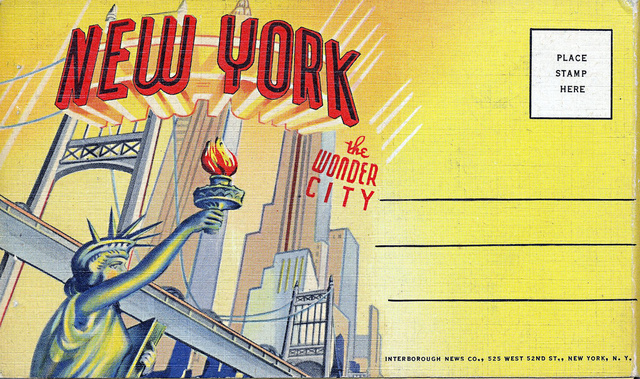 12 Postcards From When NYC Was the Skyscraper Capital of the World