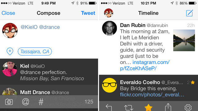 Tweetbot 3 Rebuilt for iOS 7 with Tons of New Features