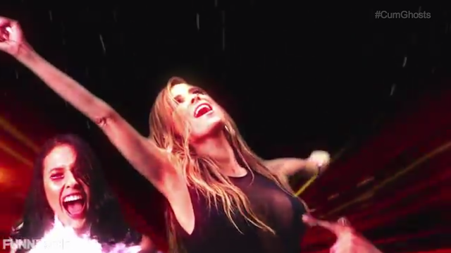 This Week's Top Comedy Video: Carmen Electra's C*m Ghosts