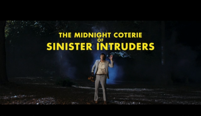 This SNL Wes Anderson Horror Movie Parody Isn't Real But It Should Be