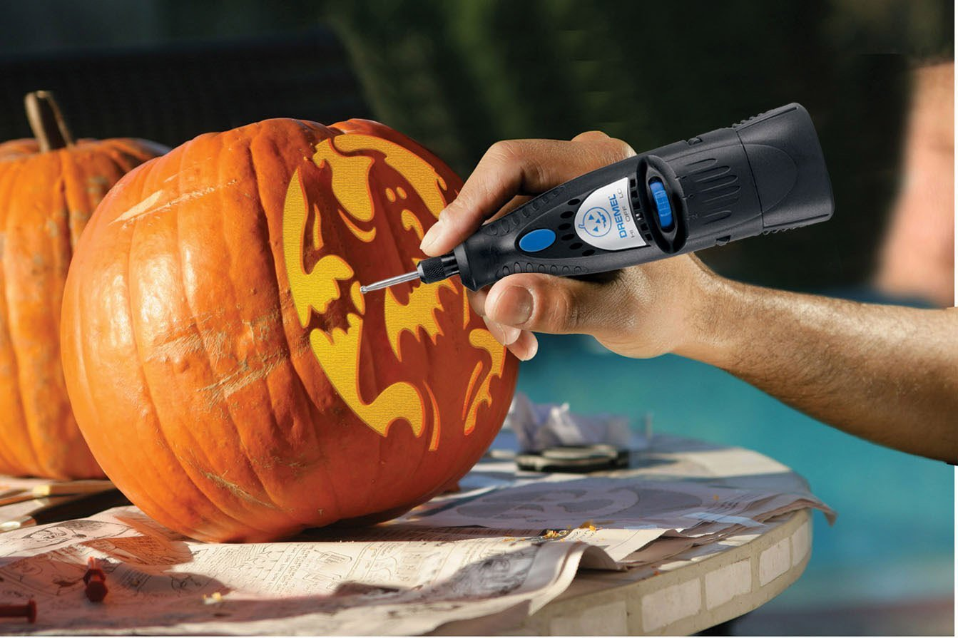 Five pumpkin carving tools everybody should own gizmodo