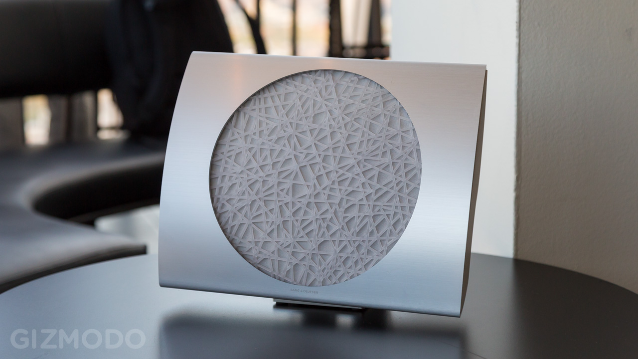 B Amp O S First High End Wireless Speakers Pay Tribute To Its