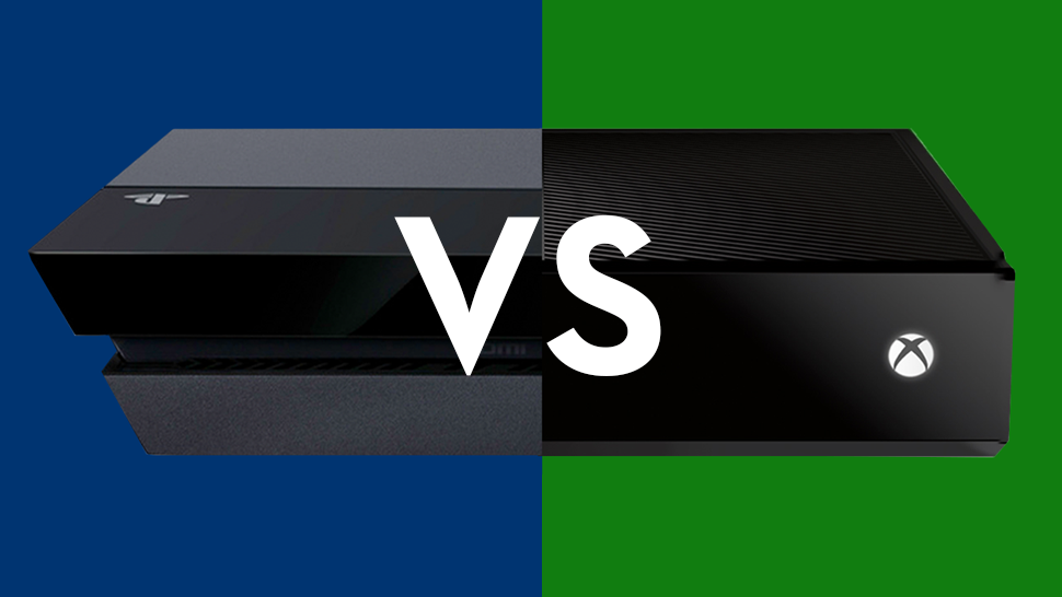 About Those Xbox One Vs  PS4  Xbox One Vs Ps4 Vs Wii U Gif