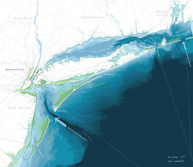 How to Protect Cities from Sandy-like Storms? It's All About Islands