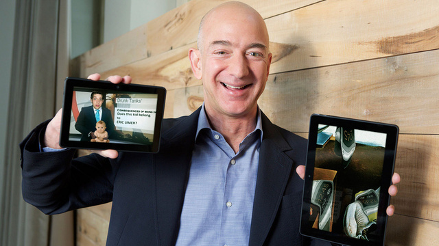 Amazon's Throwing Independent Booksellers a Kindle Lifeline