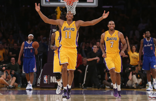 The Unlikeliest Lakers Win The Battle Of Los Angeles