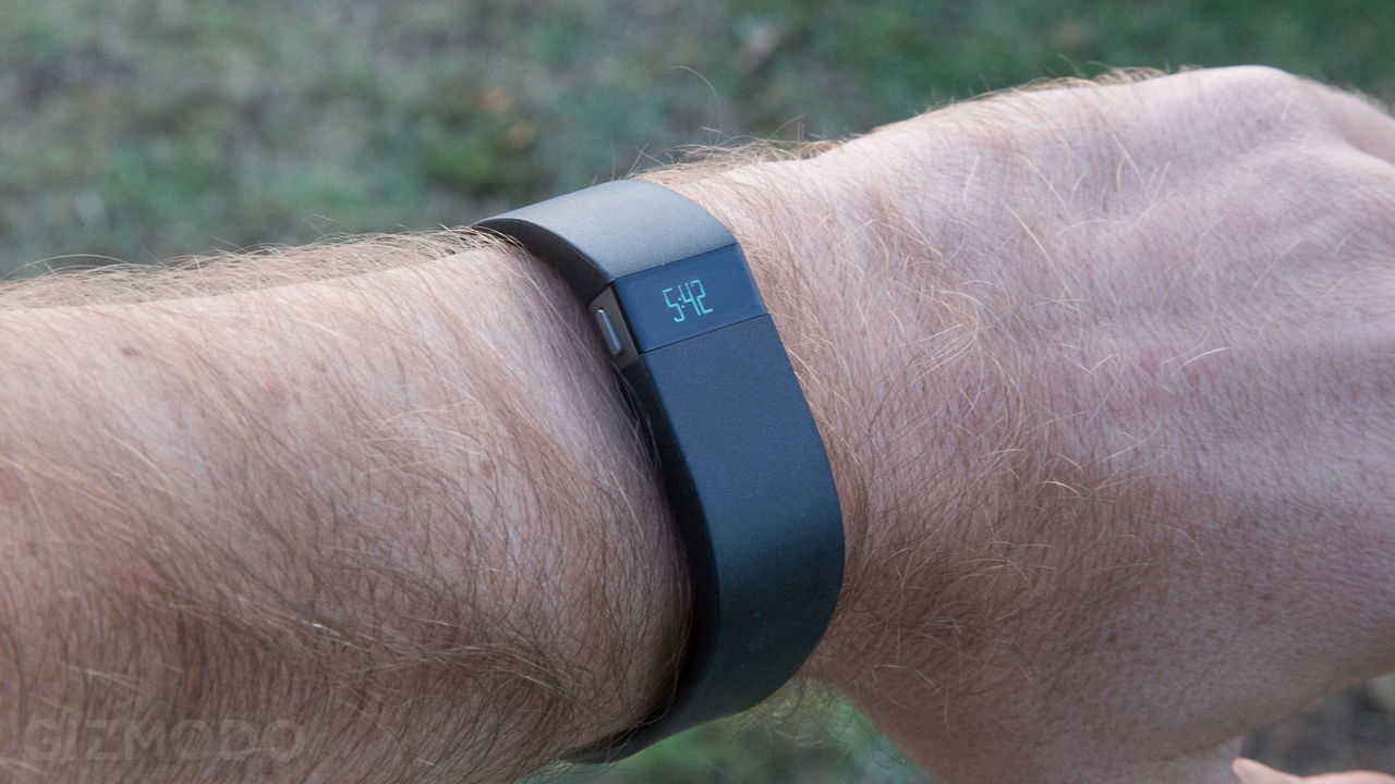 Fitbit Force Review: A Health Tracker You'd Actually Keep Wearing