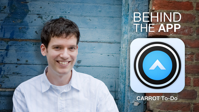 I'm Brian Mueller, and This Is the Story Behind CARROT To-Do