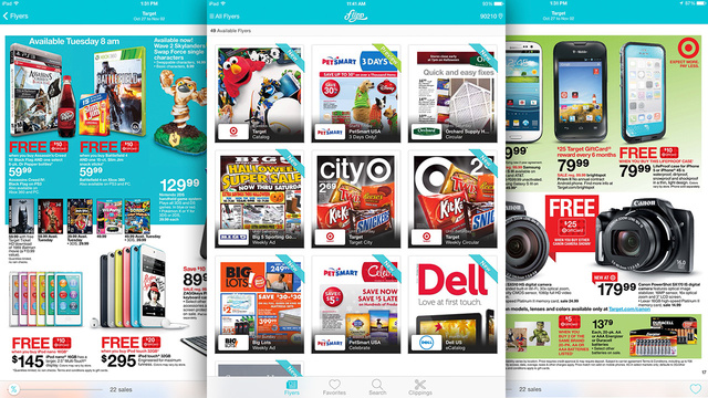 Flipp Delivers Circulars To Your Tablet Instead of Your Porch