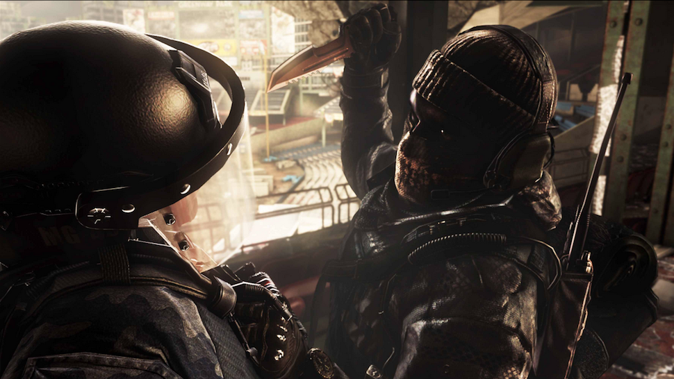 Confirmed: Call of Duty Ghosts at Lower Resolution on Xbox One