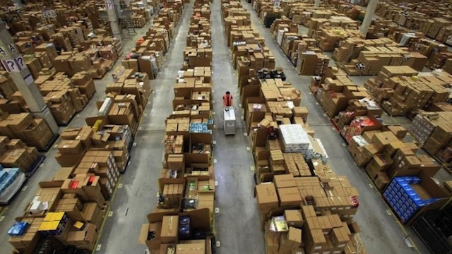 Sell Your Used Junk for More Money by Letting Amazon Store and Ship It