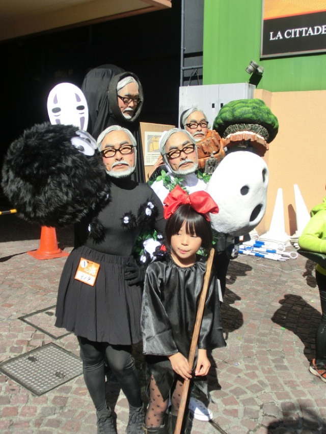 Halloween Doesn't Get Any Scarier than... Hayao Miyazaki?