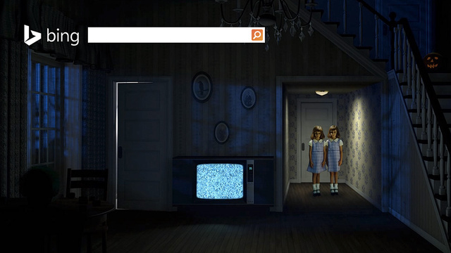 How Many Horror Movie References Can You Spot On Bing's Homepage?