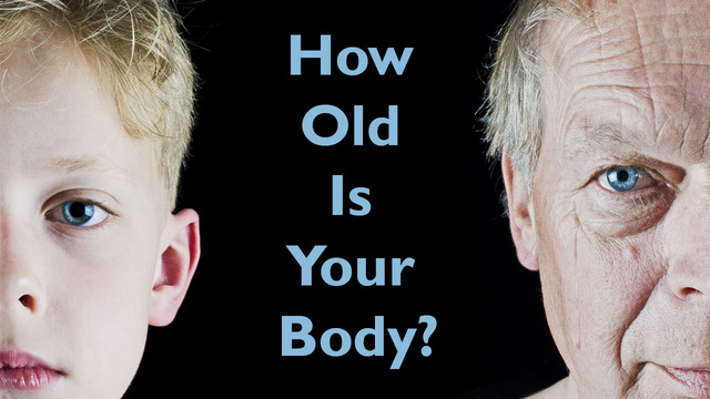 """Find Out Your """"Fitness Age"""" by Answering Five Questions"""