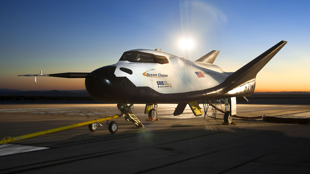 The First Flight of This Mini-Shuttle Could Have Gone Much Better