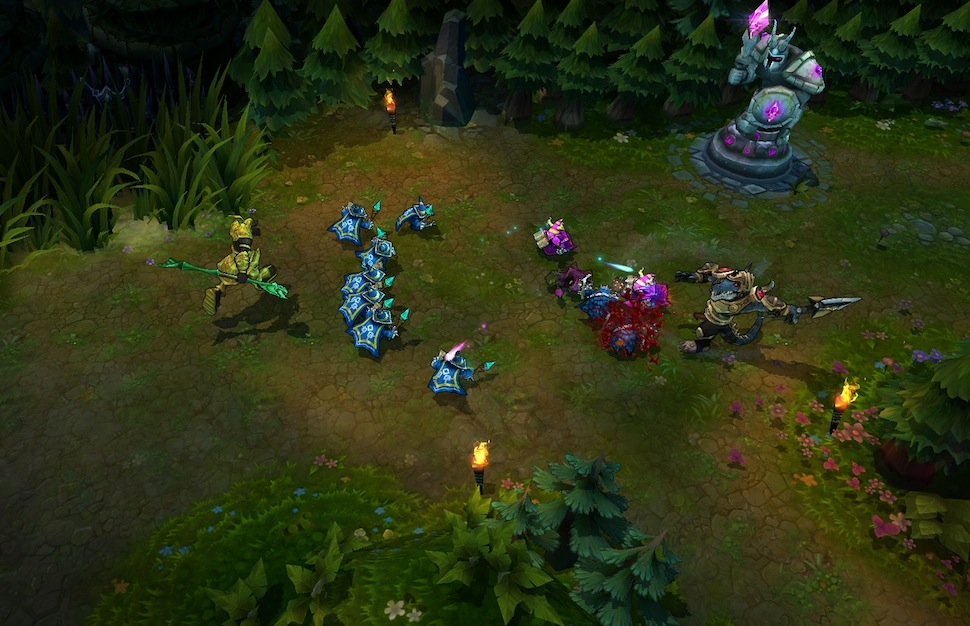how to get the most fps in league of legends