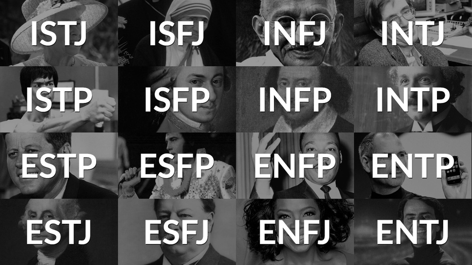 New What Myers-Briggs Personality Type Are You? – Stephen's Lighthouse