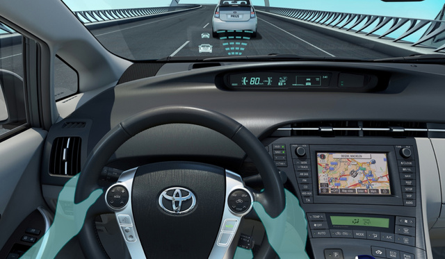 Would You Even Use A Traffic-Eliminating Cruise Control?