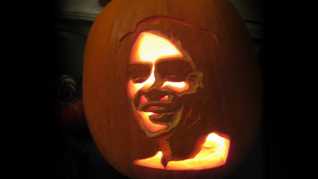 Carl Sagan's Jack-o'-lantern is also made of starstuff