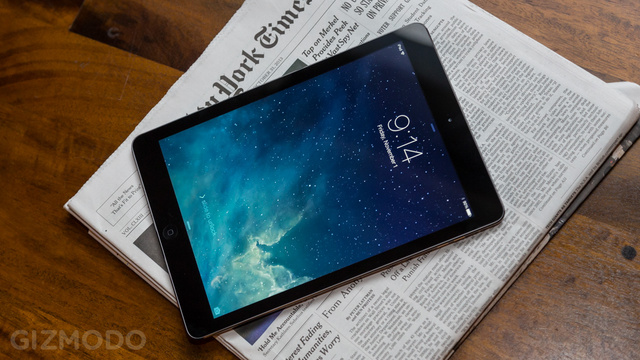 iPad Air First Impressions: Big Never Felt So Small