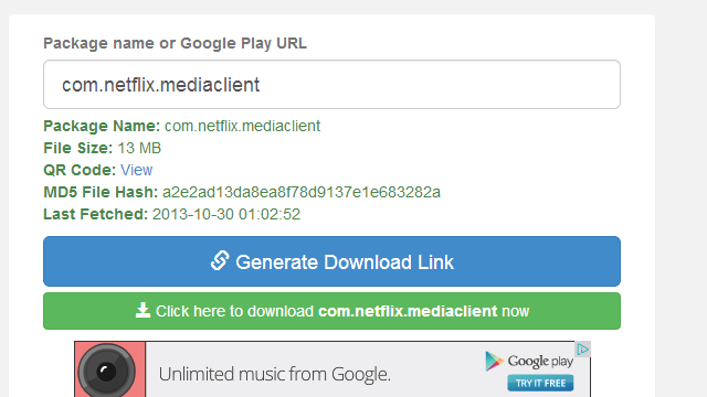 APK Downloader Pulls APK Files Directly From Google Play | Lifehacker ...