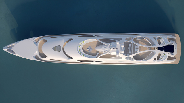 6 Jaw-Dropping Superyachts Designed by Architects