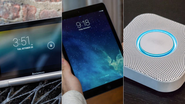 Now Available: iPad Air, Nest Protect, Lenovo Yoga Tablet